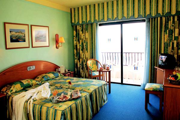 Chambre - Hôtel Santana 4* La Valette Malte