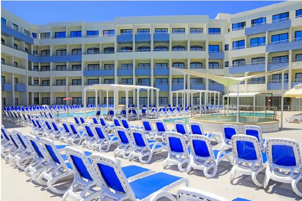 Façade et solarium - Labranda Riviera Premium Resort & Spa
