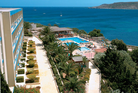 Facade - Hôtel Mellieha Bay 4*