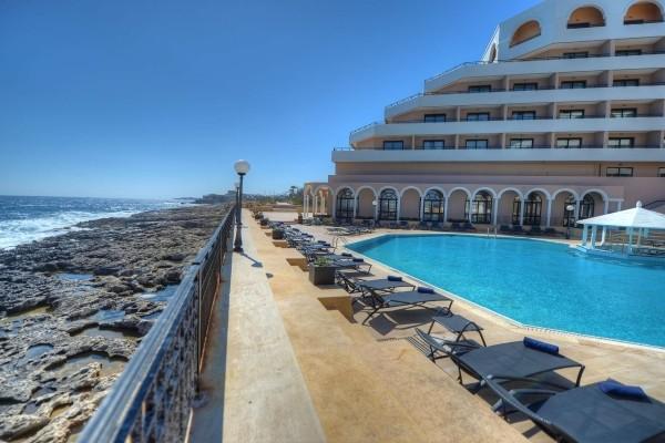 Facade - Hôtel Radisson Blu Resort 4* La Valette Malte