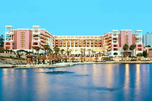 Facade - The Westin Dragonara Resort 5* La Valette Malte