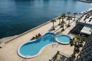 Malte-La Valette, Hôtel Cavalieri Art Hotel