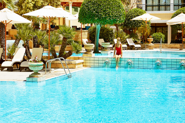 Piscine - Corinthia Palace Hotel and Spa