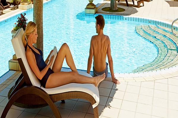 Piscine - Hôtel Corinthia Palace Hotel and Spa 5* La Valette Malte