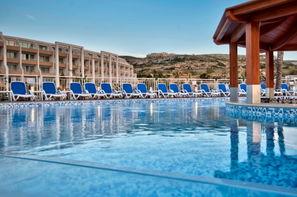 Malte-La Valette, Hôtel Db Seabank Resort & Spa