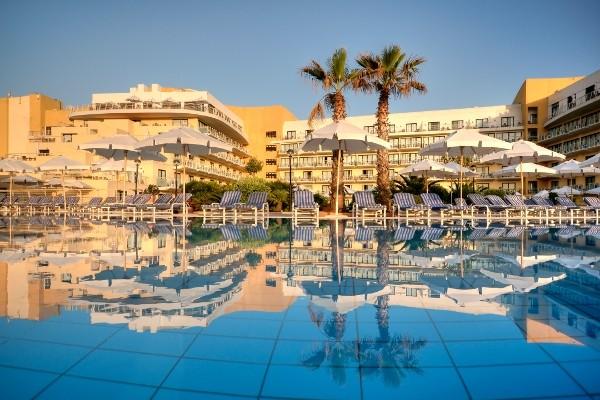 Piscine - Intercontinental Malta 5* Villes Inconnues Pays Inconnus