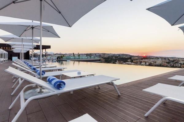 Piscine - Hôtel InterContinental Malta 5* La Valette Malte