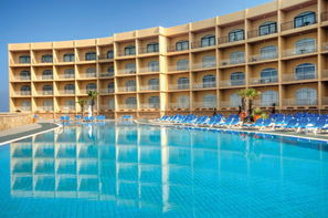 Malte-La Valette, Hôtel Paradise Bay Resort