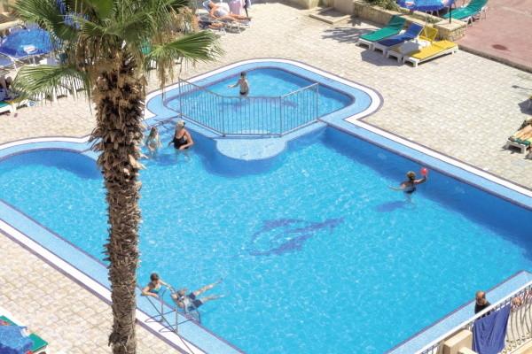 Piscine - Hôtel Pebbles Resort 3* La Valette Malte