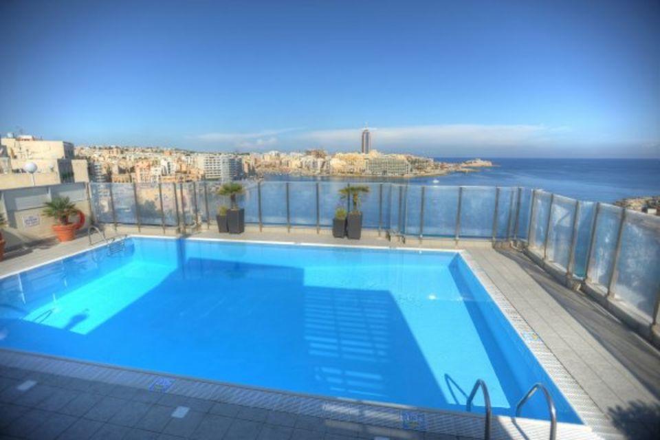 Hôtel Hôtel Plaza Bassin Mediterraneen Malte
