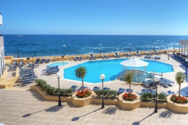 Piscine - Hôtel Radisson Blu Resort 4* La Valette Malte