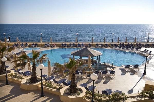 Piscine - Radisson Blu St Julian's Resort 5* La Valette Malte