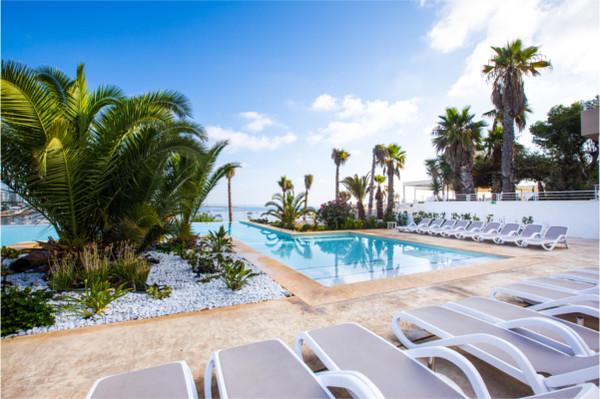 Piscine - Hôtel Salini Resort 4* La Valette Malte