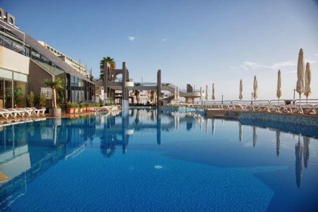 Fram Malte : hotel Hôtel Seashells Resort at Suncrest - La Valette