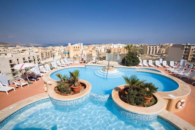 Malte : Hôtel Sunflower