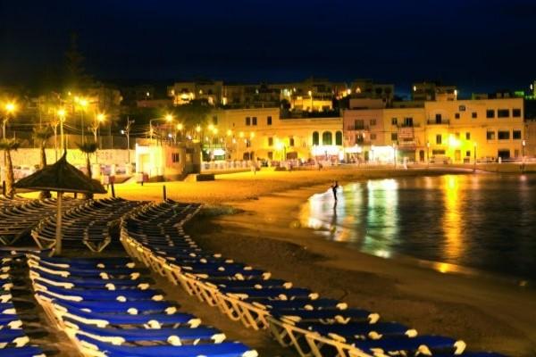 Plage - Intercontinental Malta 5* La Valette Malte