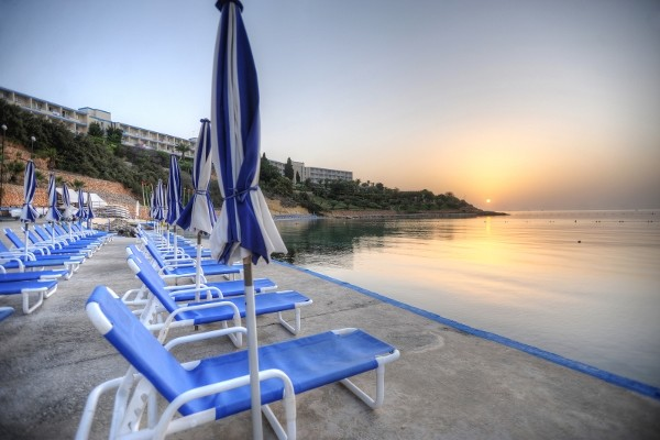 Plage - Hôtel Mellieha Bay 4* La Valette Malte