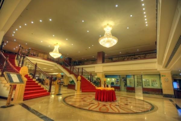Reception - Hôtel Grand Excelsior 5* La Valette Malte