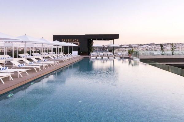 Reception - Hôtel InterContinental Malta 5* La Valette Malte