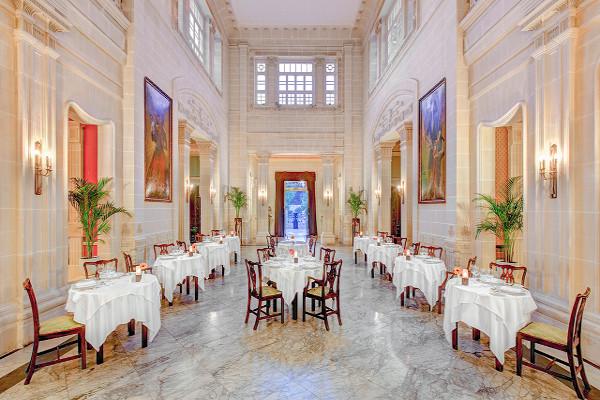 Restaurant - Hôtel Corinthia Palace Hotel and Spa 5* La Valette Malte