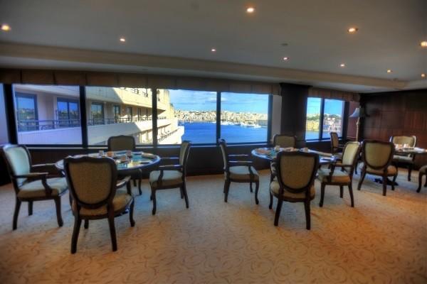 Restaurant - Hôtel Grand Excelsior 5* La Valette Malte