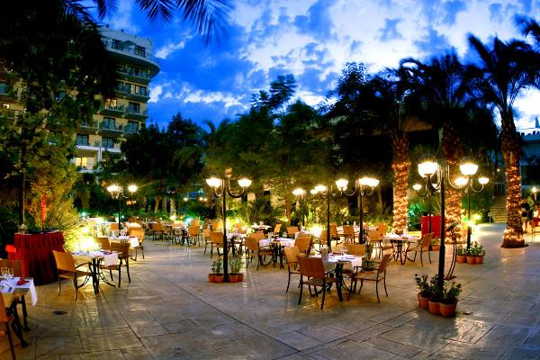 Restaurant - Intercontinental Malta 5* La Valette Malte