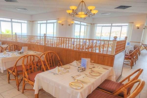Restaurant - Hôtel Mellieha Bay Resort 4* La Valette Malte
