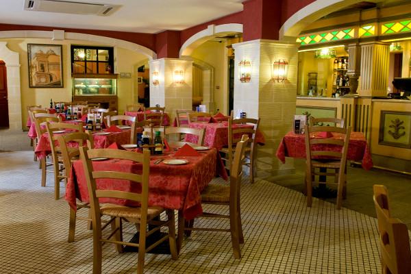 Restaurant - Hôtel Santana 4* La Valette Malte