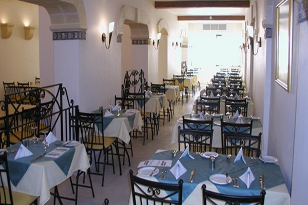 Restaurant - Hôtel Sunflower La Valette Malte