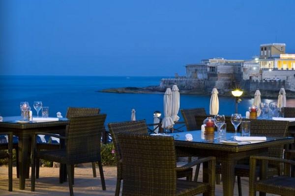 Terrasse - Radisson Blu St Julian's Resort 5* La Valette Malte