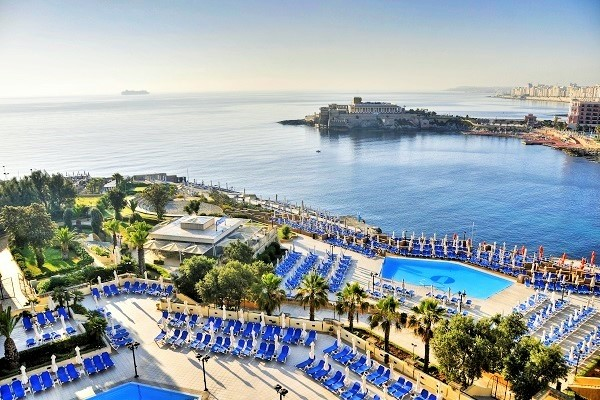 Vue panoramique - Hôtel Marina Hotel 4* sup