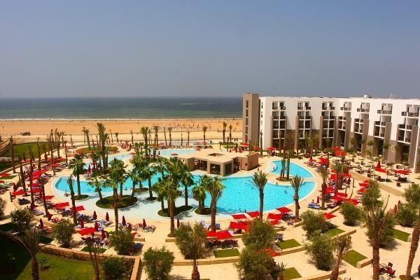 Autres - Hôtel Royal Atlas 5* Agadir Maroc