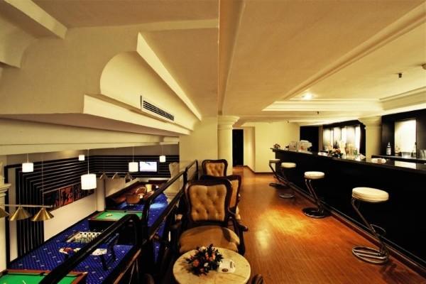 Bar - Hôtel Royal Mirage Agadir 4* Agadir Maroc