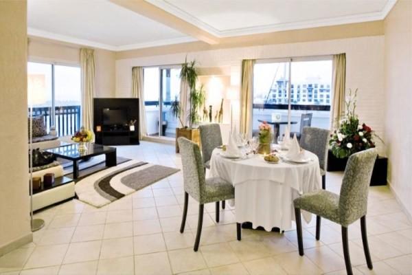 Chambre - Hôtel Bianca Beach Resort 4* Agadir Maroc