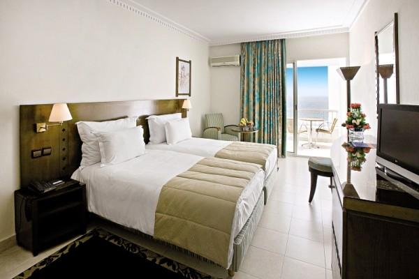 Chambre - Hôtel Labranda Amadil Beach 4* Agadir Maroc