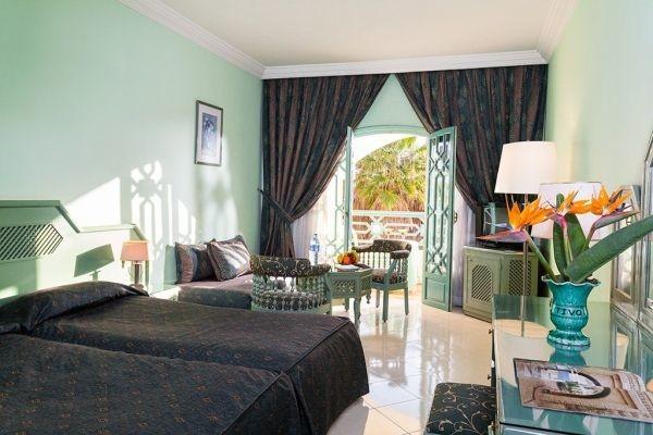 Chambre - Le Tivoli 3* Agadir Maroc