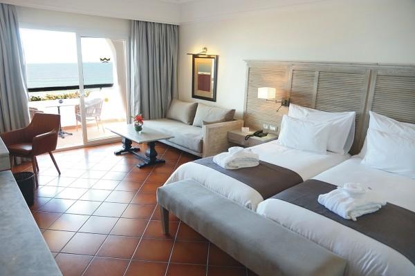 Chambre - Hôtel Riu Tikida Beach 4* Agadir Maroc