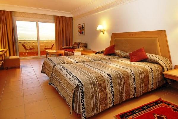 Chambre - Hôtel Timoulay 4* Agadir Maroc