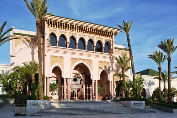 Facade - Atlantic Palace Resort 5* Agadir Maroc