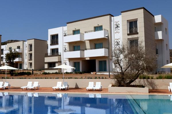 Facade - Lunja Village 3* Agadir Maroc