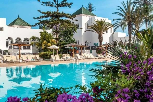 Facade - Club Marmara Les Jardins d'Agadir 4*