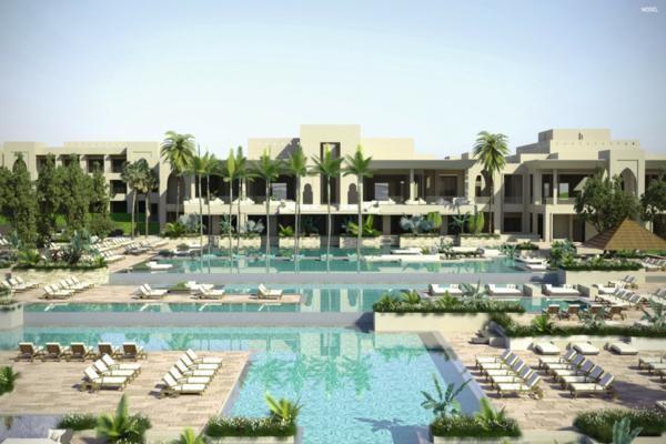 Facade - Riu Tikida Taghazout 5* Agadir Maroc