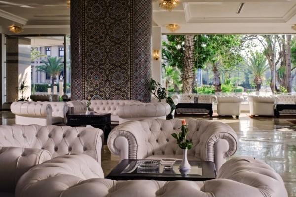 Hall - Hôtel Royal Mirage Agadir 4* Agadir Maroc