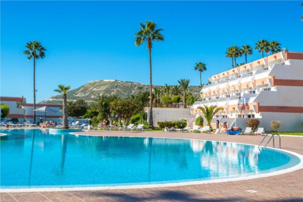 piscine - Almoggar Garden Beach