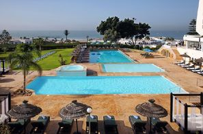 Maroc-Agadir, Hôtel Anezi