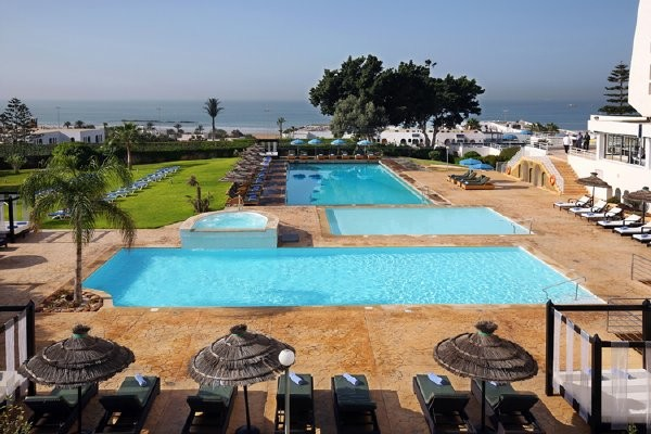 Piscine - Hôtel Anezi 4* Agadir Maroc