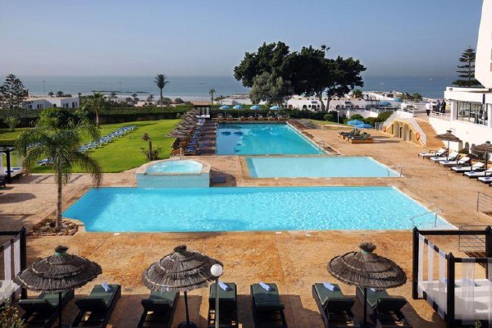 Hôtel Hôtel Anezi Maroc balnéaire Maroc