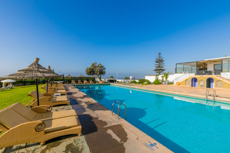Hôtel Anezi Maroc balnéaire Maroc