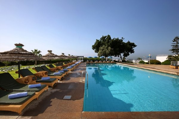 Piscine - Anezi Tower 3* Agadir Maroc