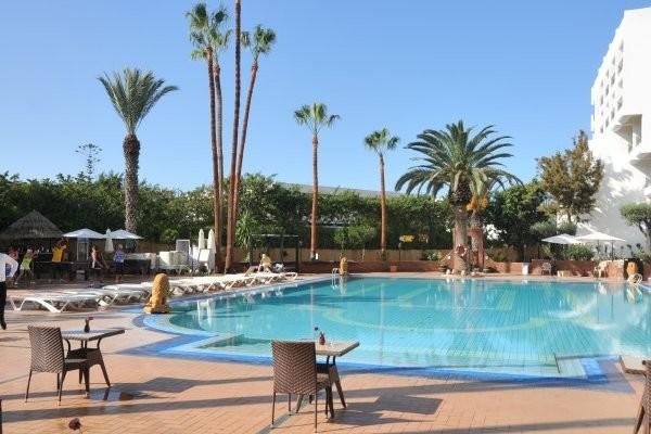 Piscine - Hôtel Argana Agadir 3*